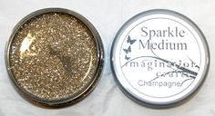 Sparkle Medium  Champagne - Imagination Craft - Champagne