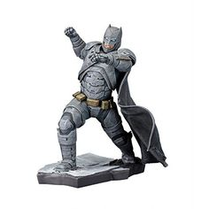Kotobukiya Batman vs Superman Dawn of Justice Batman ArtFX Statue * Want additional info? Click on the image. (This is an affiliate link)