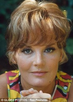 Songstress Petula Clark turns 82 today! She as born 11-15 in 1932. Her song Downtown in 1965 lit her International career up. She continued to have hit after hit in the 60s with some TV specials as well.