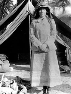 Gertrude Bell (1868-1926)    Gertrude Bell broke barriers early in life as the first woman to graduate from Oxford with a history degree. In a time when most women married young and none were allowed to vote, Bell set off for Persia fresh out of school, traveling through the Arabian Desert by herself and living with tribes for years. In more than 1,000 letters home, Bell described her enchantment with Persia and the Orient. She worked as a spy in Cairo during World War I, and then as a…