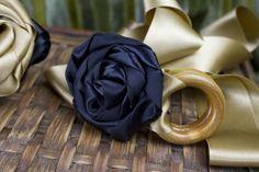 #cinturones #belts handmade with silk, wood rings #moda #fashion