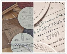 circular wedding invitation inserts
