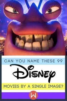 Tamatoa challenges you to take this quiz! How big of a Disney Movies fan are you? Let's test your Disney knowledge. Disney Movies Quiz, Disney Trivia.