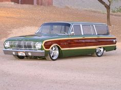 1963 ford falcon wagon+.jpg (640×480) Maintenance of old vehicles: the material for new cogs/casters/gears/pads could be cast polyamide which I (Cast polyamide) can produce