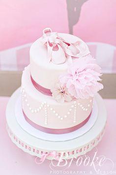 bolo-rosinha bebe