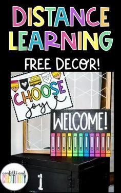 Kindergarten Classroom Decor, School Classroom, Classroom Themes, Classroom Organization, Printable Classroom Posters, Google Classroom, Art Education Lessons, Online Classroom, School Signs