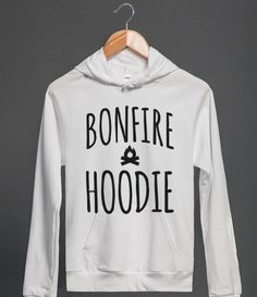 21a924269 This is my official bonfire hoodie it keeps me comfy next to the fire on  those