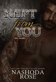 Release Blitz:: Kept From You by Nashoda Rose