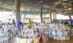 Event Rentals | Perot Museum of Nature and Science is a unique wedding and reception venue with several different levels and spaces