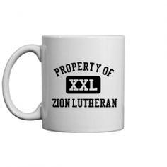 Zion Lutheran School - Menomonee Falls, WI | Mugs & Accessories Start at $14.97