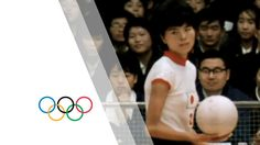 A look back at highlights from the Japanese women's vollyeball win during the Tokyo 1964 Summer Games : olympics Volleyball History, Olympic Volleyball, Women Volleyball, Volleyball Players, 1964 Olympics, Japan Woman, Olympic Athletes, Summer Games, Olympic Games