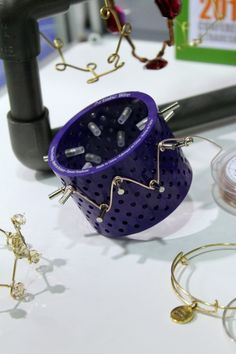 CHA- My Top 5 Favorite New Products. Artistic Wire 3D bracelet jig by Beadalon.