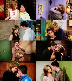 ross & rachel - I LOVE them!!!