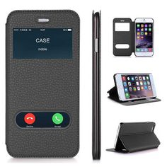 1e3aca0d5b Case For Apple  iPhone 6 Plus  amp  iPhone 6S Plus Luxury PU  Leather