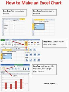 Excel Tutorial on Computer Lessons, Computer Basics, Computer Help, Computer Technology, Computer Programming, Computer Science, Computer Tips, Medical Technology, Energy Technology