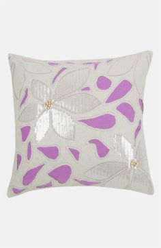 Blissliving Home 'Mala Orchid' Pillow (Online Only) available at #Nordstrom