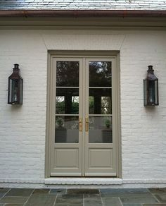 Great exterior color combo