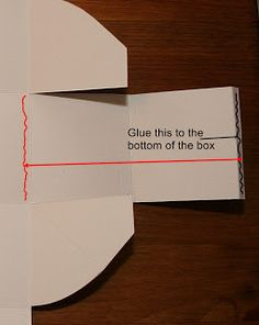 Wenches Kort og Papir: Bowl-box Tutorial!! Cards Against Humanity, Crafty, Paper, Gifts, Scrap, Gift Boxes, Pottery, Crates, Boxes