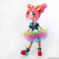Вязанные куклы Юлии Барановой / Оригинальные и смешные авторские куклы / Бэйбики. Куклы фото. Одежда для кукол