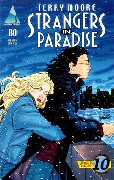HQ - Stranger in paradise #80