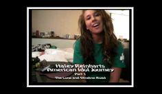 Haley Reinhart's American Idol Journey Part 1