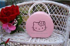 Valentine pink Hello Kitty purse Pink purse от STUFFEZES на Etsy