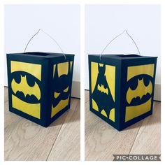 Diy Batman, Batman Hero, Diy With Kids, Toy Chest, Lantern Diy, Diys, St Martin, Home And Family, Halloween