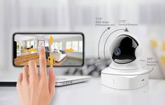 Important Home Security Tips You Should Try Out - Important security alarm tips Home Security Tips, Wireless Home Security Systems, Wireless Security Cameras, Security Alarm, Security Cameras For Home, House Security, Security Equipment, Home Camera, Ip Camera