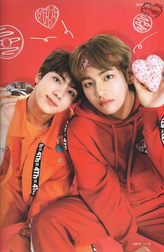 Jin and V