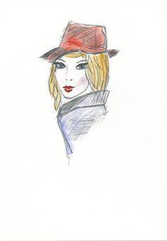 Chic. Illustration: Gillian Didham