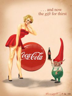 The gift for thirst
