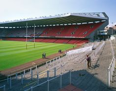 Old national stadium of Wales -  Cardiff Arms Park