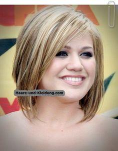 Frisuren Mittellang Breites Gesicht Ginatantyas Web