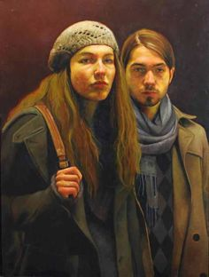Kai Fine Art is an art website, shows painting and illustration works all over the world. Face Art, Fine Art, Artist Inspiration, Painting, Art, Couple Art, Art Website, Art Collection, Portrait