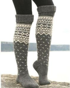 Socks over leggings for winter