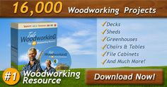 Get Instant Access to 16,000 High Quality Woodworking Plans & Projects If you are one of those people who enjoys building woodworking crafts/projects and some basic carpentry skills this website will...