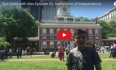 Fun Facts with Alex Episode 53: Declaration of Independence
