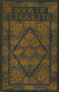 DD--Eichler--Book of Etiquette   by Sundance Collections