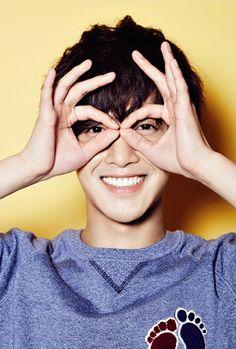 Kim Hyun Joong - High Cut Magazine Vol.96 OMG he's so cute :)