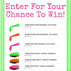 be the change: REVIEW: Halo Headbands (& GIVEAWAY)