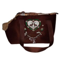 Hundetrachtentasche Handmade, Bags, Fashion, Homemade, Pet Dogs, Handbags, Moda, Hand Made, Fashion Styles