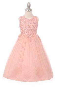 Jewel Dress - Blush
