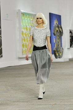 SHOW PICTURES SPRING-SUMMER 2014 READY-TO-WEAR – Chanel