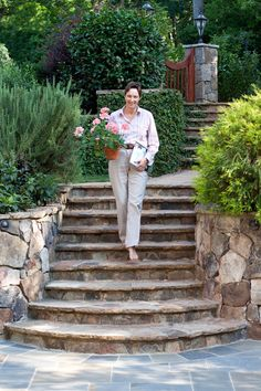 Meet Atlanta Garden Designer Marcia Weber   HGTV Gardens