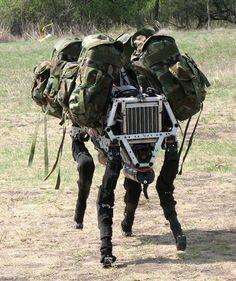 Superimpulsor: ROBOTS de AHORA MISMO.