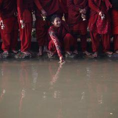 Nepal's month-long festival #Kathmandu - by Navesh Chitrakar