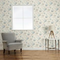 Welcome to Laura Ashley where you can shop online for exclusive home furnishings and womenswear_EN Childrens Room Decor, Living Room Inspo, Home Furnishings, Home, Sunroom Dining, Bedroom Inspirations, Dining Room Wallpaper, Furnishings, Grey Dining Room