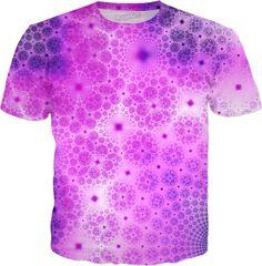 Magic Tiles | Fractal Festival / Rave shirt | Fractal Clothes | Rave & Festival Shirt