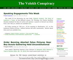 The Volokh Conspiracy - Click to visit blog:  http://1.33x.us/uvIjyd