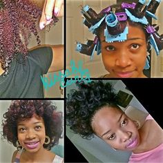 Stretch and curl hair with the SSS Plates for @cwk_girls www.cwkgirls.com